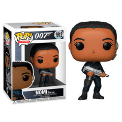 James Bond 007 No Time To Die Pop! Vinyl Figure Nomi [1012]