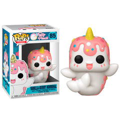 Funko Pop! Vinyl Figure Tasty Peach Vanilla Berry Nomwhal [85] - Fugitive Toys