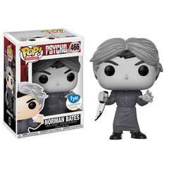 Movies Pop! Vinyl Norman Bates Black & White [Psycho] [FYE NYCC 2017 Exclusive] [466]