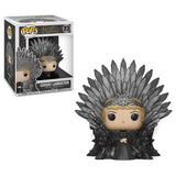 Game of Thrones Pop! Deluxe Vinyl Figure Cersei Lannister Sitting on Iron Throne [73]
