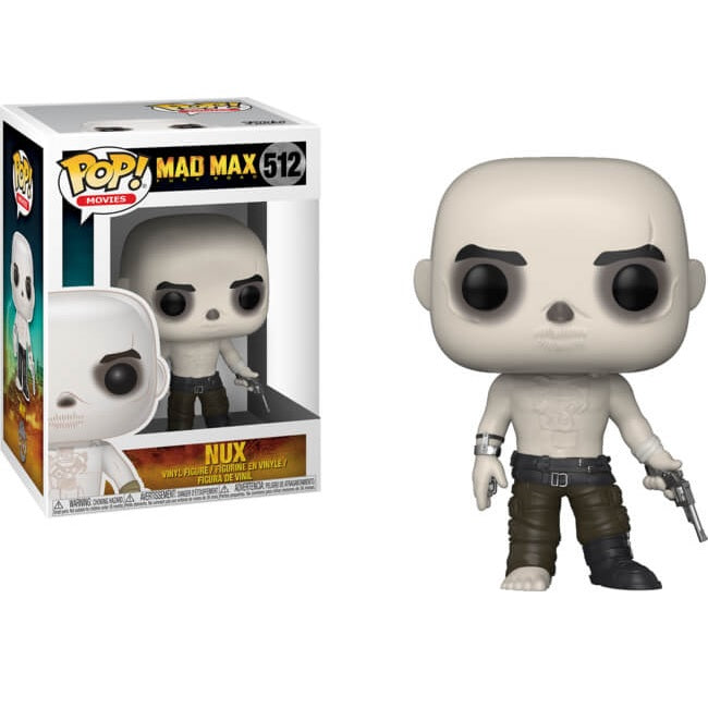 Movies Pop! Vinyl Figure Nux Shirtless [Mad Max: Fury Road] [512]