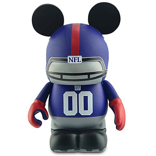 Disney Vinylmation NFL Series: NY Giants