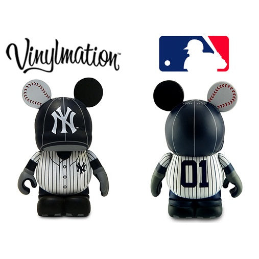 Disney Vinylmation MLB Series: NY Yankees