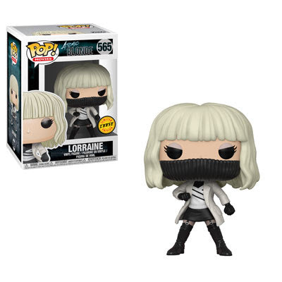 Atomic Blonde Pop! Vinyl Figure Lorraine White Coat (Chase) [565]