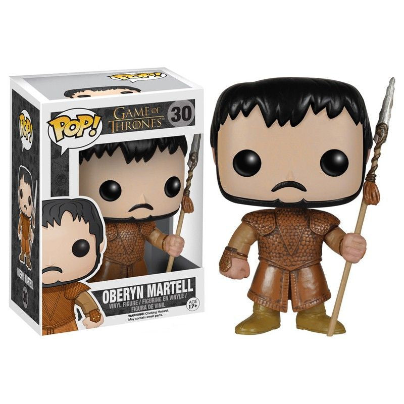 Game of Thrones Pop! Vinyl Figure Oberyn Martell