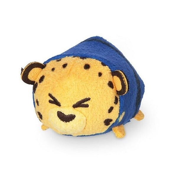 Disney Zootopia Officer Clawhauser Tsum Tsum Mini Plush - Fugitive Toys