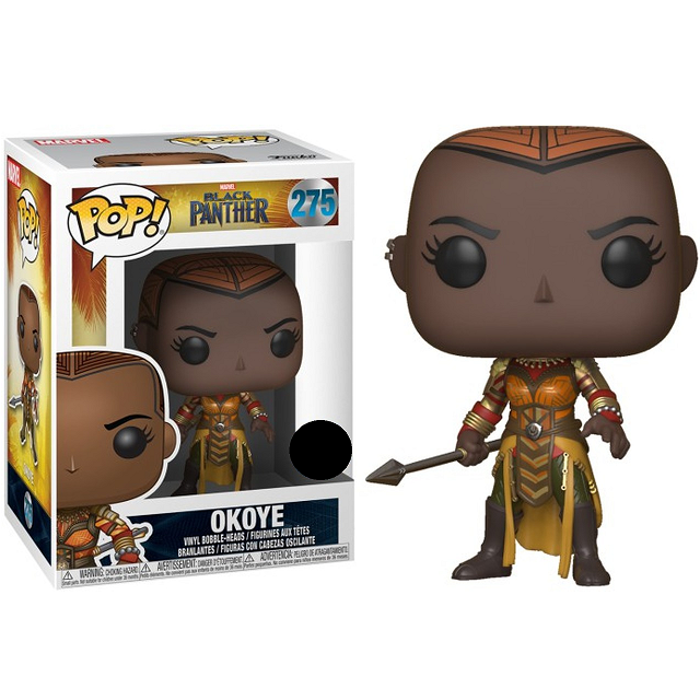 Black Panther Pop! Vinyl Figure Okoye [275]