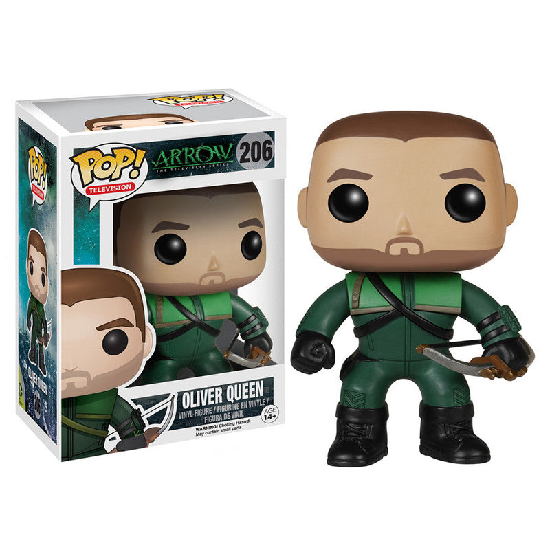 Arrow The Television Series Pop! Vinyl Figure Oliver Queen