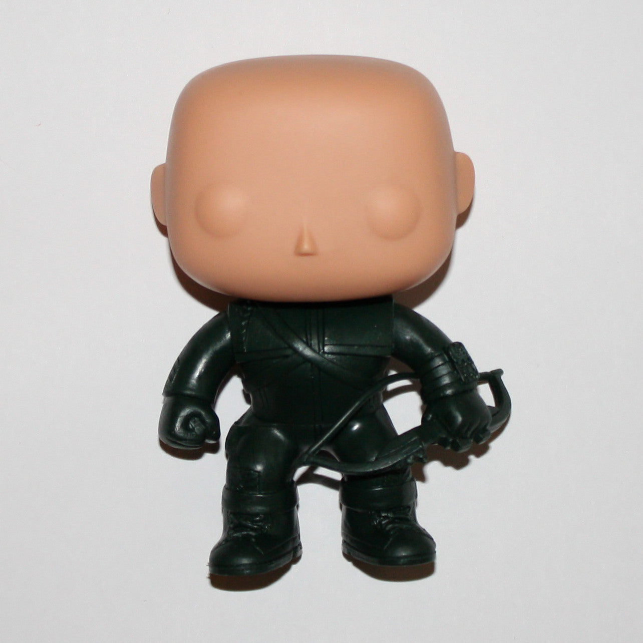 Oliver Queen [Arrow TV Series] Proto - Fugitive Toys