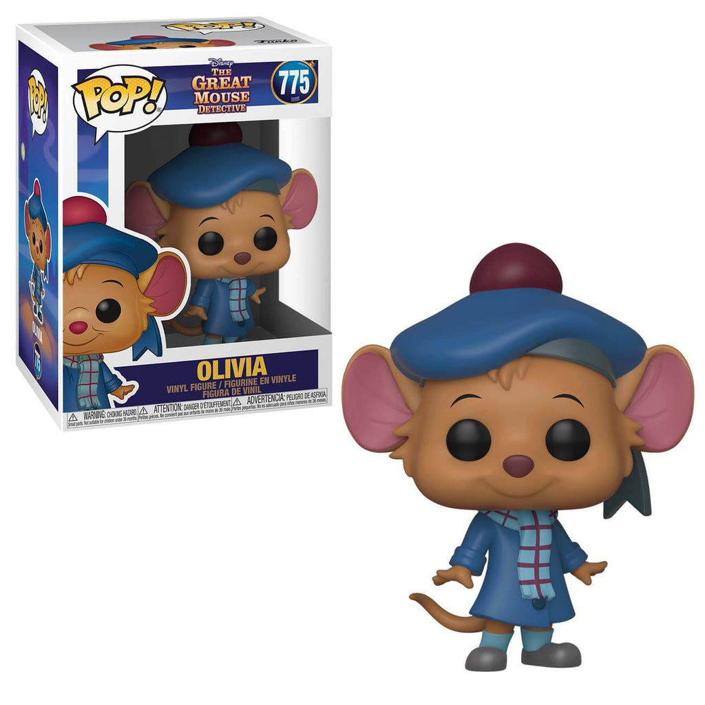 Disney Pop! Vinyl Great Mouse Detective Olivia [775]