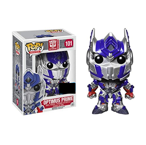 Movies Pop! Vinyl Figure Metallic Optimus Prime [Transformers: Age of Extinction] [101] - Fugitive Toys