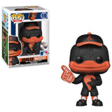 MLB Mascots Pop! Vinyl Figure The Oriole Bird [Baltimore Orioles] [10]