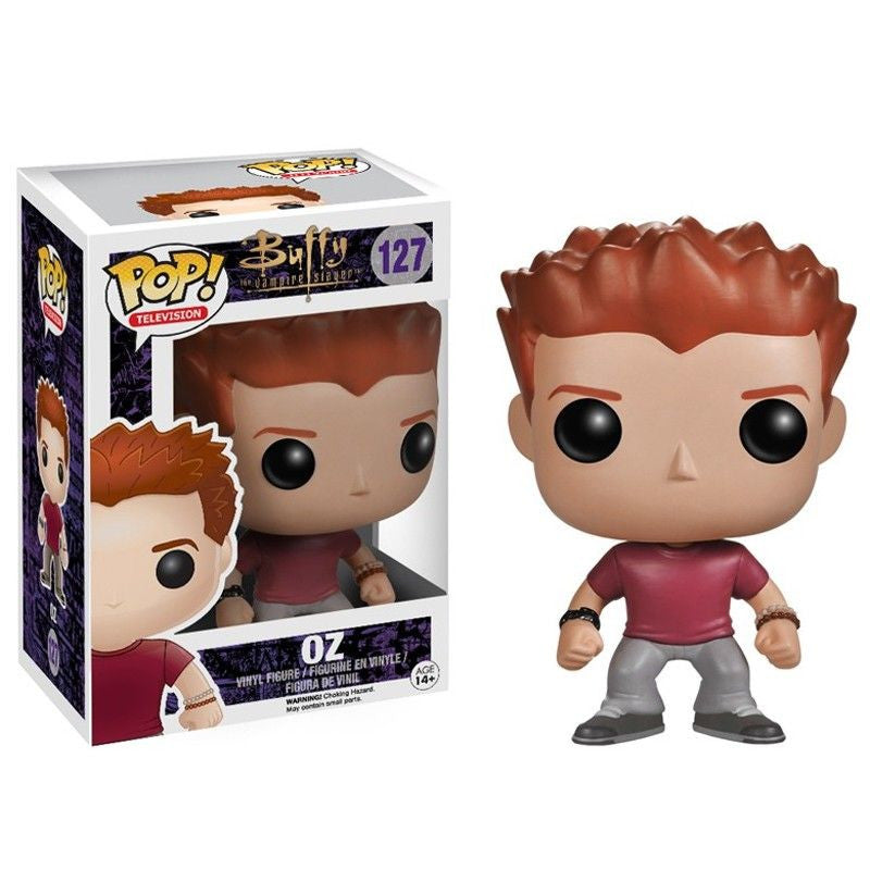 Buffy The Vampire Slayer Pop! Vinyl Figure Oz