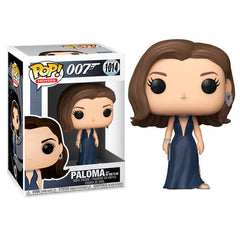 James Bond 007 No Time To Die Pop! Vinyl Figure Paloma [1014]