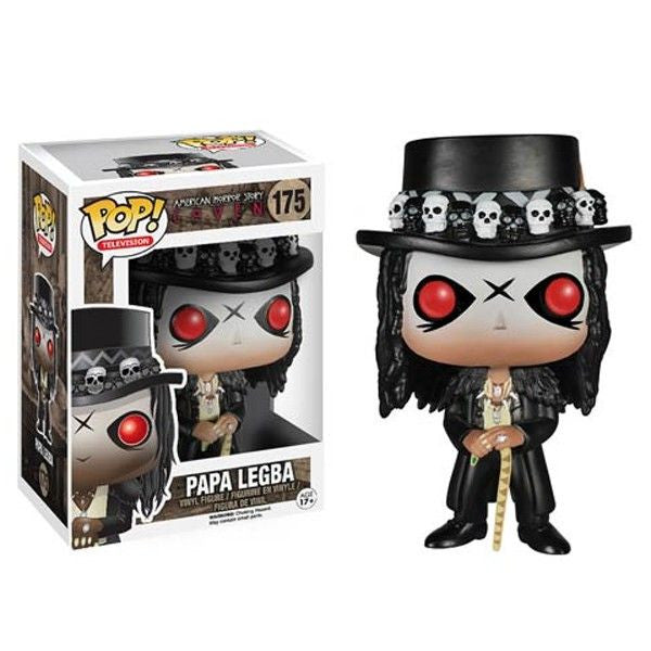 American Horror Story: Coven Pop! Vinyl Figure Papa Legba