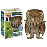 Books Pop! Vinyl Figure Patina Cthulhu [Master of R'lyeh] NYCC 2015 Exclusive - Fugitive Toys