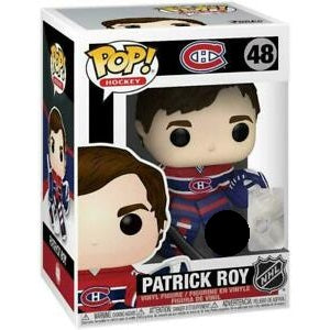 NHL Pop! Vinyl Figure Patrick Roy (Montreal Canadiens) [48]