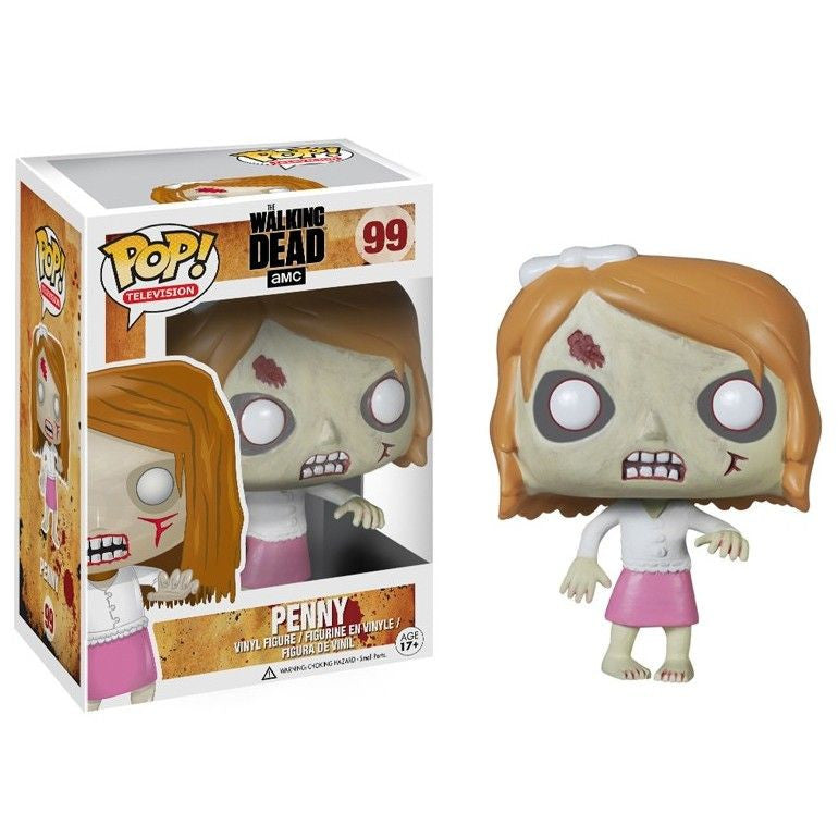 The Walking Dead Pop! Vinyl Figure Penny - Fugitive Toys