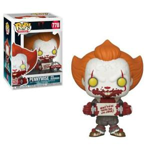 IT: Chapter Two Pop! Vinyl Figure Pennywise with Skateboard [778]