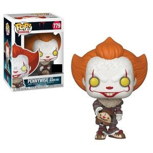 IT: Chapter Two Pop! Vinyl Figure Pennywise with Beaver Hat [779]