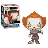 IT: Chapter Two Pop! Vinyl Figure Pennywise (Blade) [782] - Fugitive Toys
