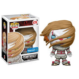 Movies Pop! Vinyl Figure Pennywise with Wig [It] [Exclusive]