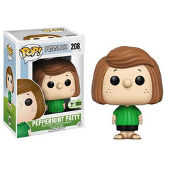 Pop! Animation: Peanuts - Peppermint Patty [ECCC Exclusive] [208] - Fugitive Toys