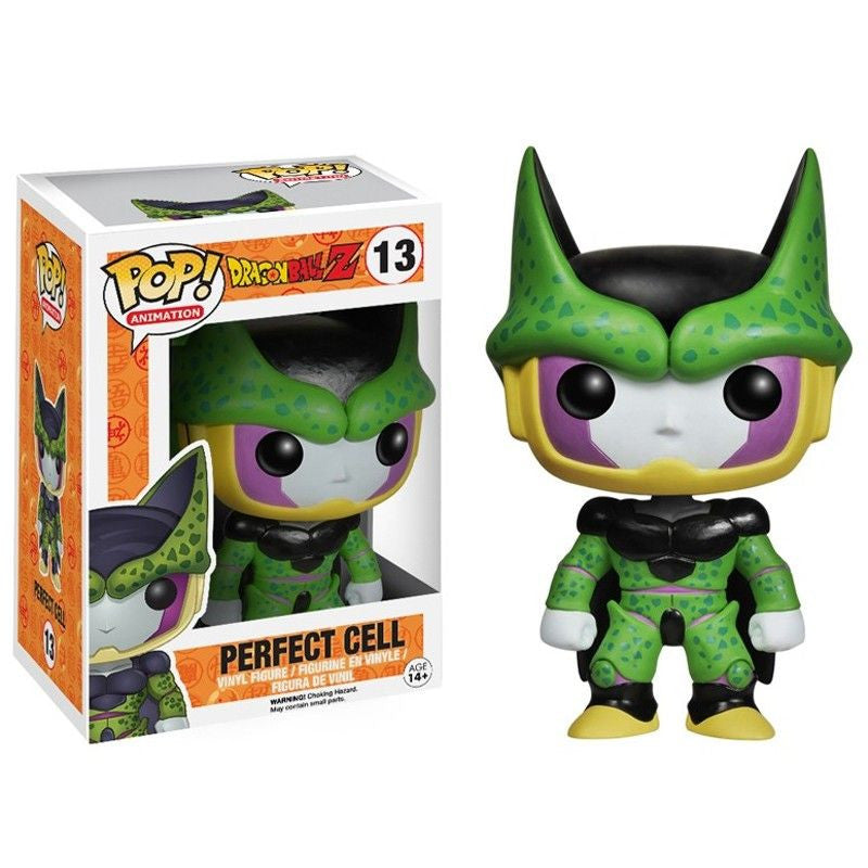 Dragon Ball Z Pop! Vinyl Figure Perfect Cell [13] - Fugitive Toys