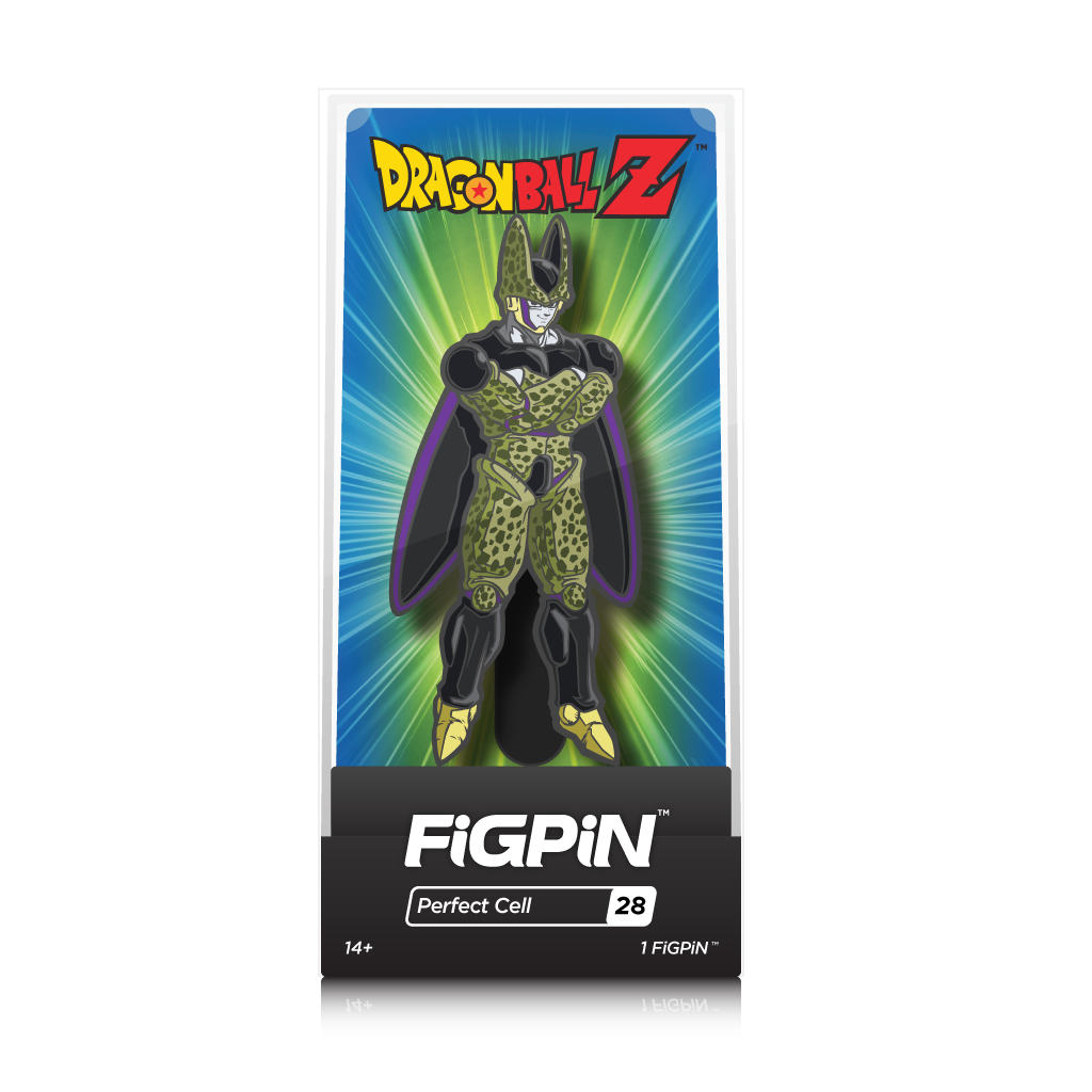 Dragon Ball Z: FiGPiN Enamel Pin Perfect Cell [28]