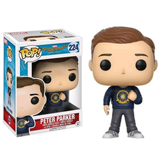 Spider-Man: Homecoming Pop! Vinyl Figures Homecoming Peter Parker [224]