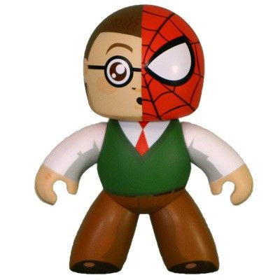 Marvel Mighty Muggs: Peter Parker (SDCC/Diamond 2008 Exclusive) - Fugitive Toys