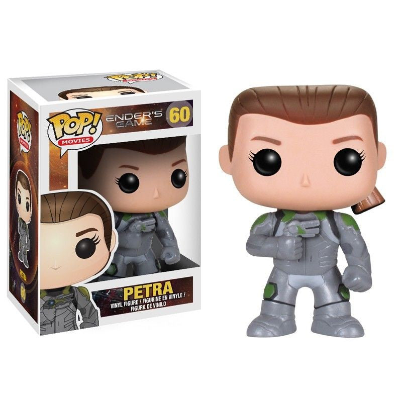Movies Pop! Vinyl Figure Petra [Ender's Game] - Fugitive Toys