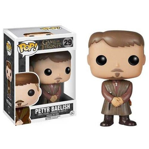 Game of Thrones Pop! Vinyl Figure Petyr Baelish - Fugitive Toys