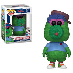 MLB Mascots Pop! Vinyl Figure Phillie Phanatic (Blue) [Philadelphia Phillies] [05] - Fugitive Toys
