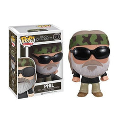 Duck Dynasty Pop! Vinyl Figure Phil Robertson