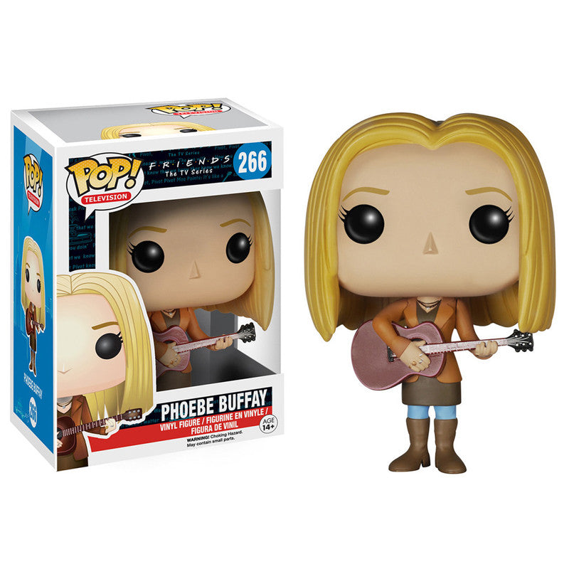 Friends Pop! Vinyl Figure Phoebe Buffay