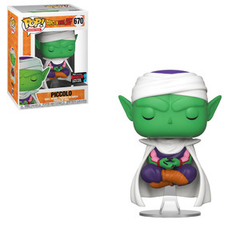 Dragonball Z Pop! Vinyl Figure Piccolo (Lotus Position) (Fall 2019 Exclusive) [670]