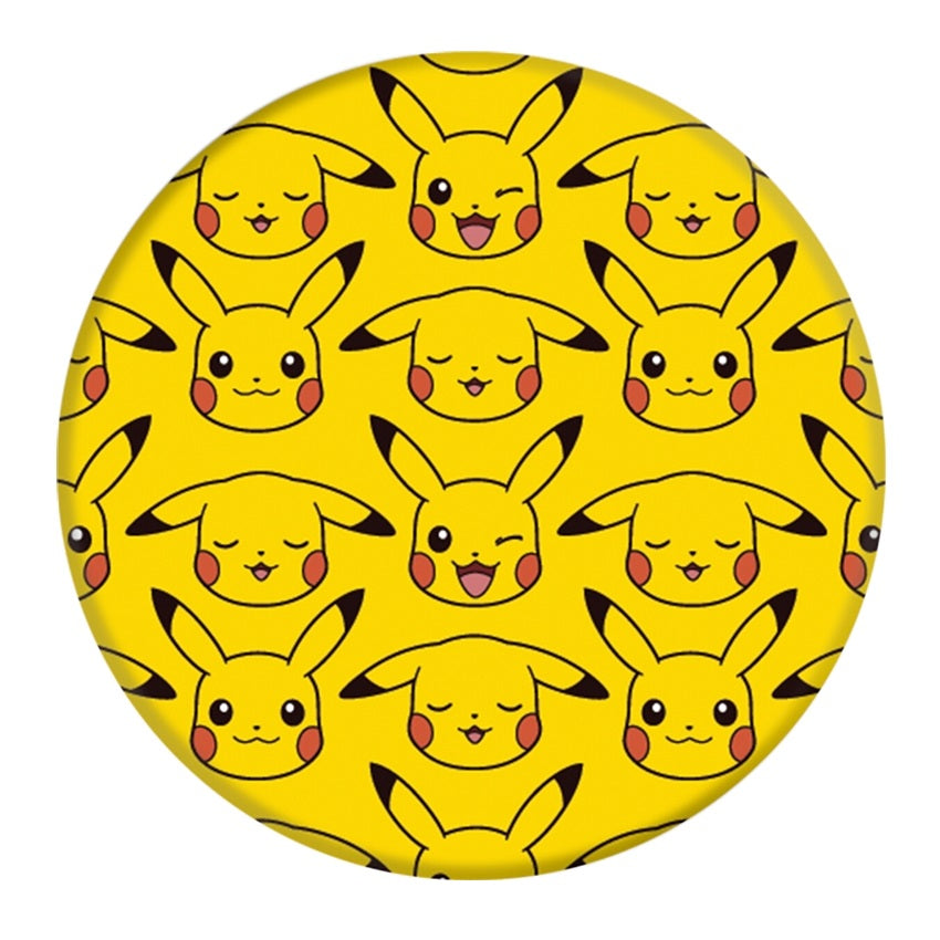 PopSockets Pokemon Pikachu Pattern - Fugitive Toys