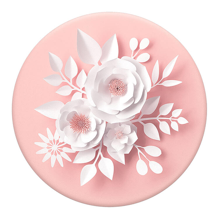 PopSockets Designs: Paper Flowers