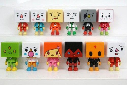 Play To-Fu Mini Series 1: (1 Blind Box) - Fugitive Toys