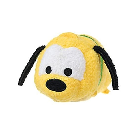 Disney Pluto Tsum Tsum Mini Plush - Fugitive Toys