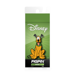 Disney: FiGPiN Mini Enamel Pin Pluto [M16]