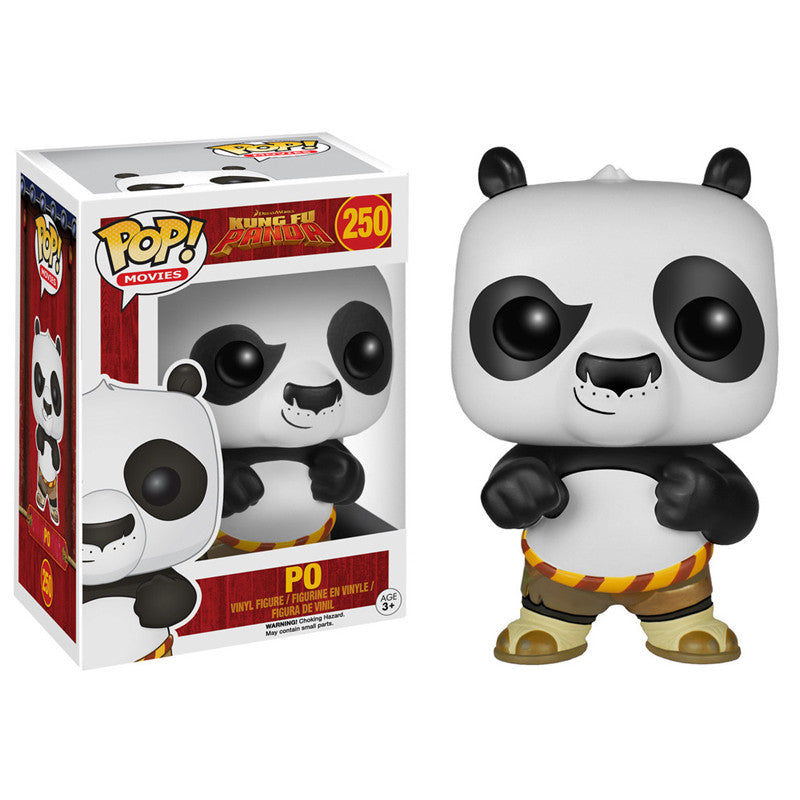 Movies Pop! Vinyl Figure Po [Kung Fu Panda]
