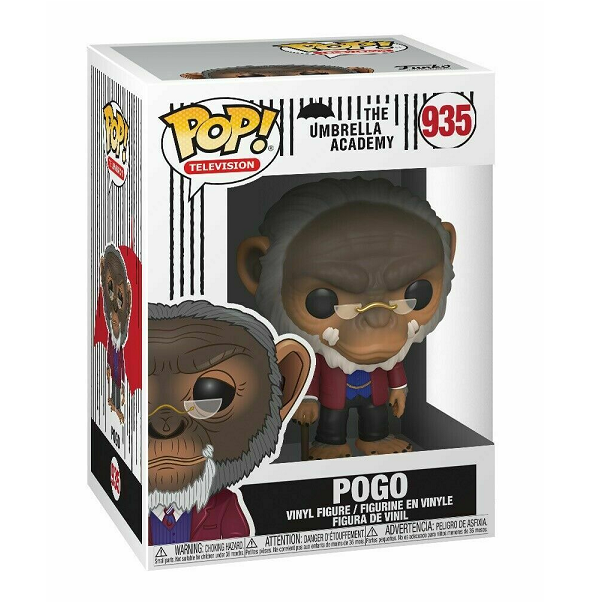 The Umbrella Academy Pop! Vinyl Figure Pogo [935]