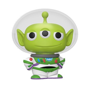 Disney Pop! Vinyl Figure Pixar Alien Remix Buzz
