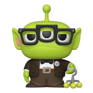 Disney Pop! Vinyl Figure Pixar Alien Remix Carl - Fugitive Toys
