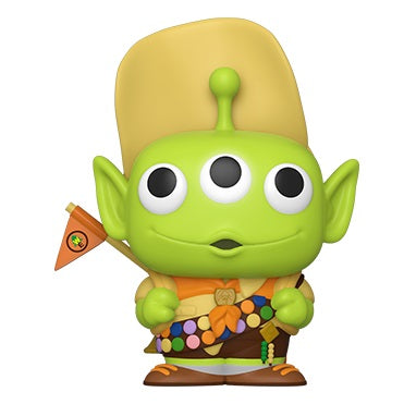 Disney Pop! Vinyl Figure Pixar Alien Remix Russell