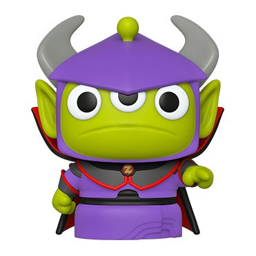 Disney Pop! Vinyl Figure Pixar Alien Remix Zurg