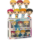 Rocks Pop! Vinyl Figure BTS 7 Pack Exclusive - Fugitive Toys