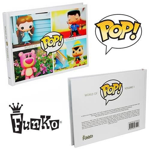 World of Pop! Volume 1 (Hardcover)